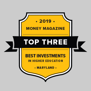 2018 Money Magazine: Top Three Best Investments in Higher Education