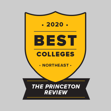 2018 Best Colleges Northeast: The Princeton Review