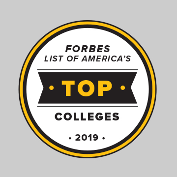 Forbes List of America's Top Colleges: 2018