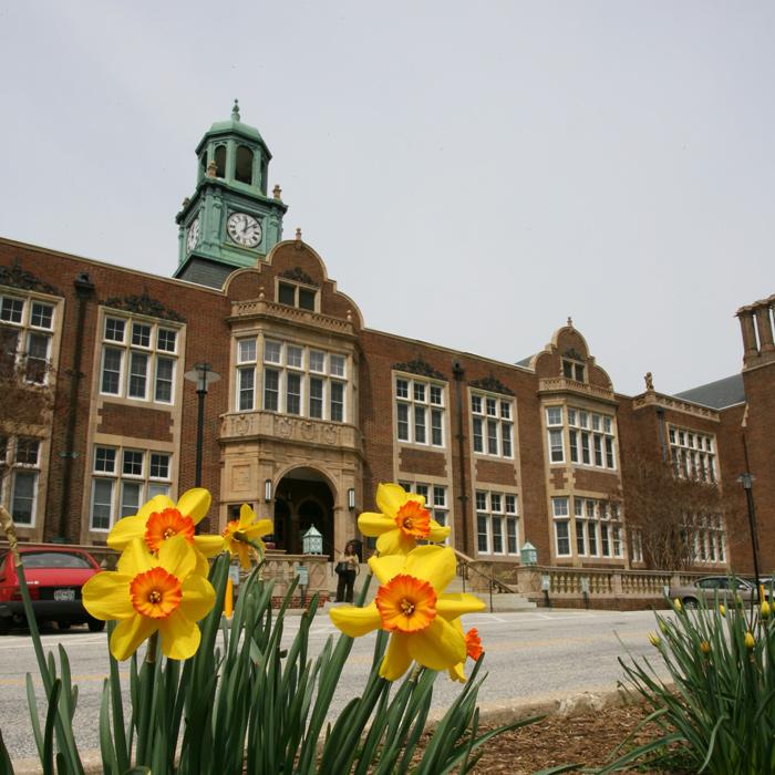 Stephens Hall Spring
