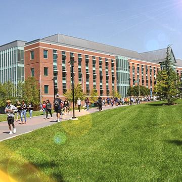 TU campus