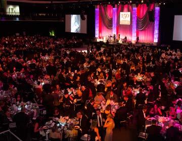 Banquet at SECU Arena