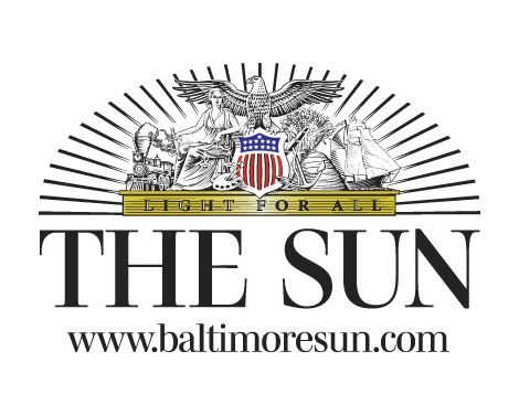 The Baltimore Sun logo