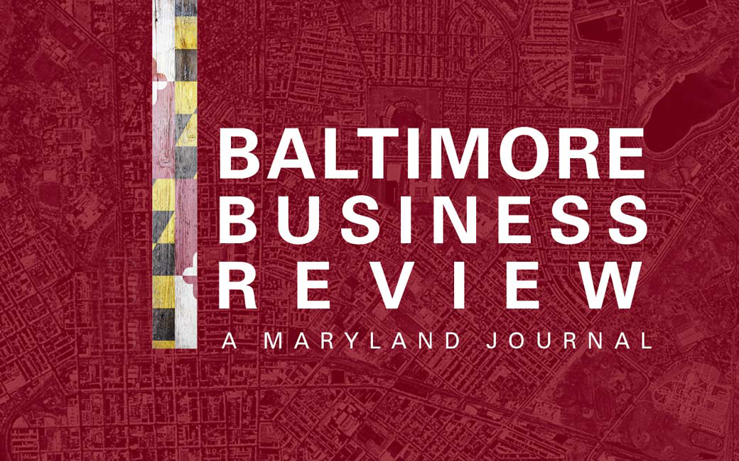 The 2017 Baltimore Business Review masthead