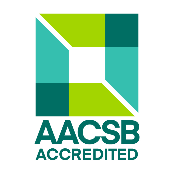 AACSB Association to Advance Collegiate Schools of Business logo