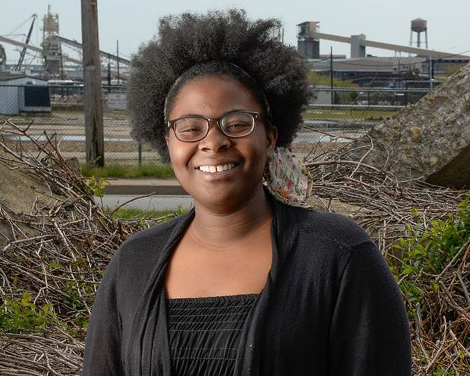 Destiny Watford. Photo credit: Doug Kapustin