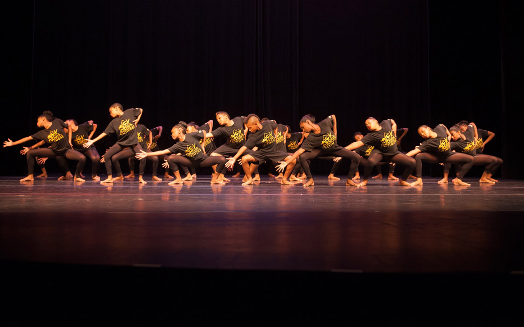 AileyCamp 2014 performance