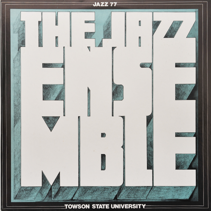 TU Jazz Ensemble Record Album