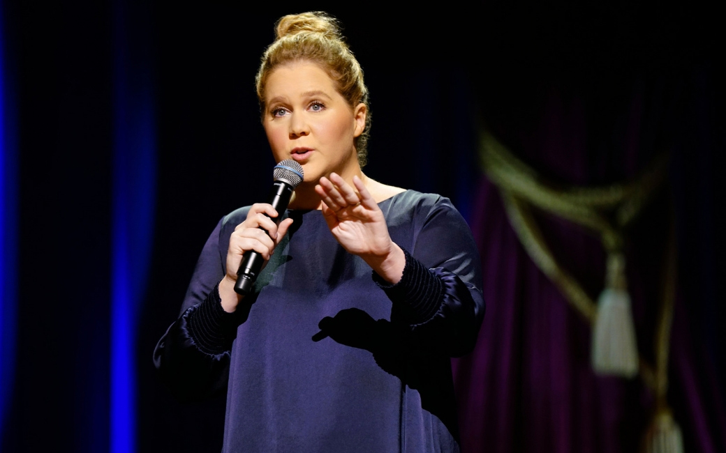 amy schumer on netflix special