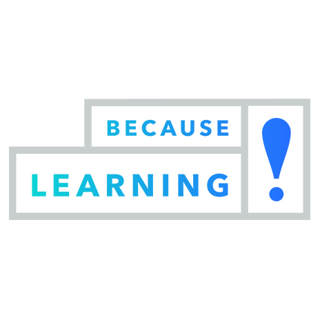 Because Learning logo