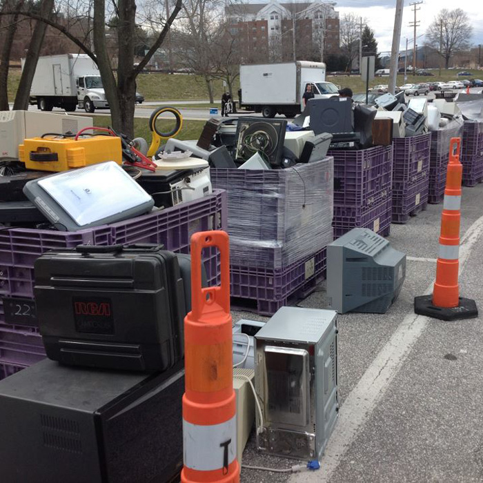 Electronics Recycling Day