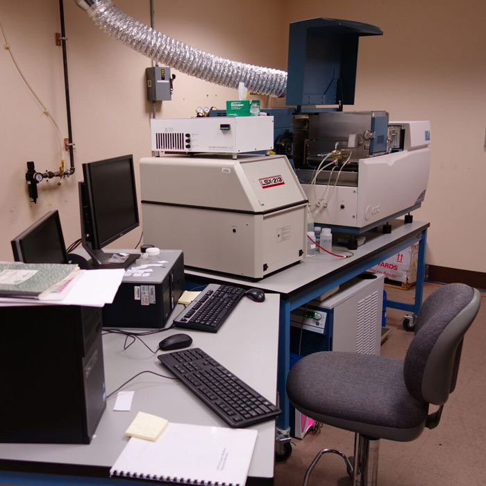 laser ablation equipment