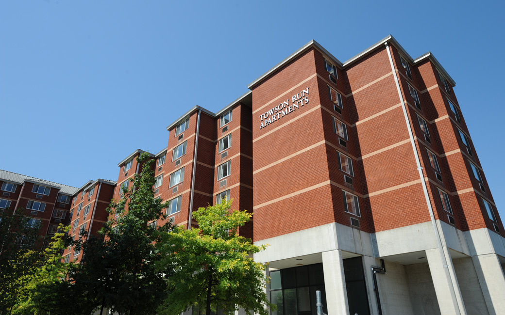 Residence Halls Amp Apartments Towson University