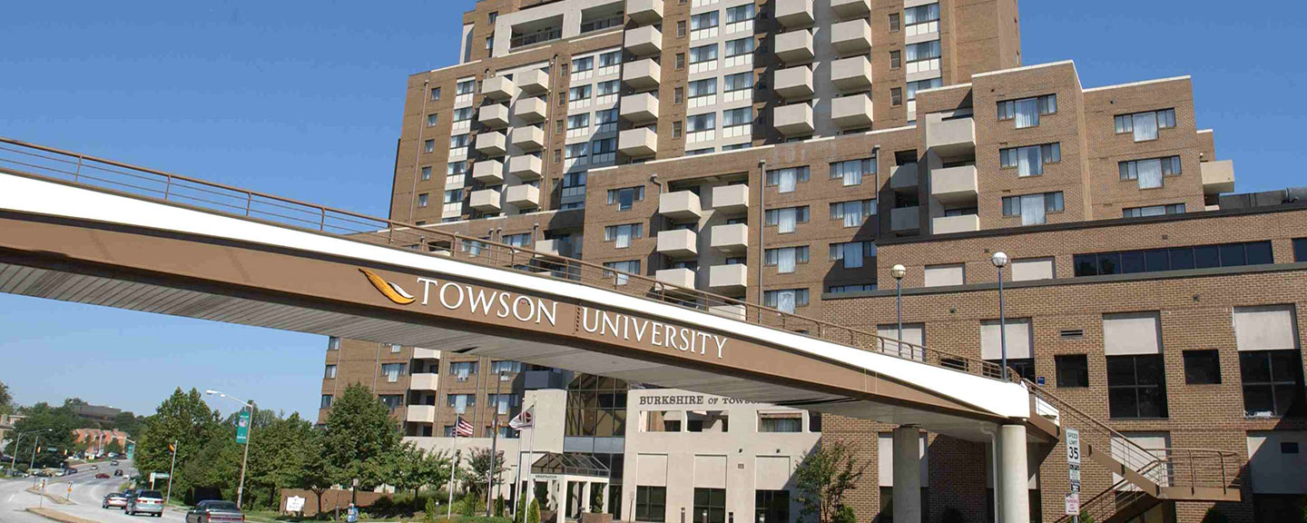 The Towson University Marriott Conference Hotel