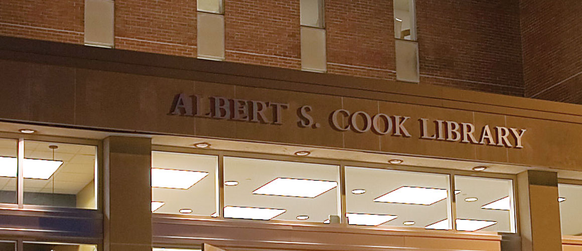 Albert S. Cook Library