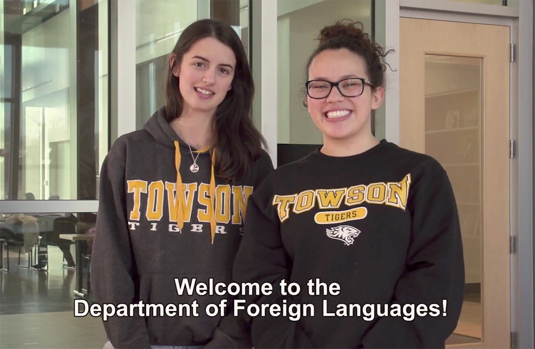 Video of Study Foreign Languages at TU