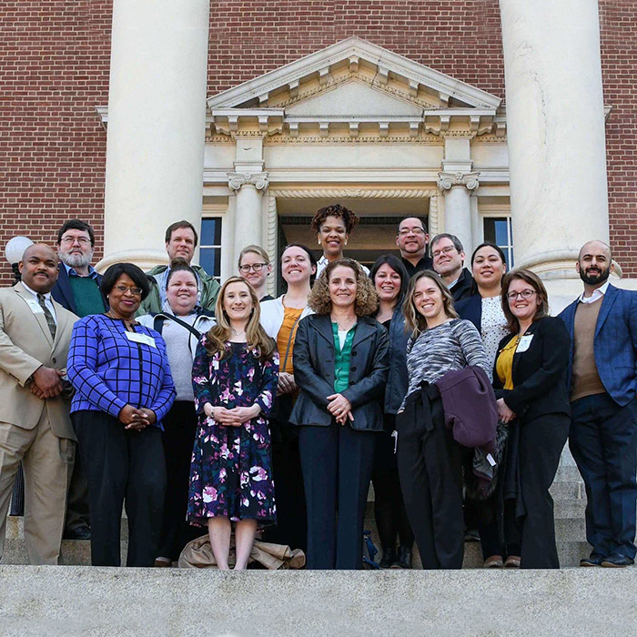 2019 President's Inclusive Leadership Insitute class in Annapolis