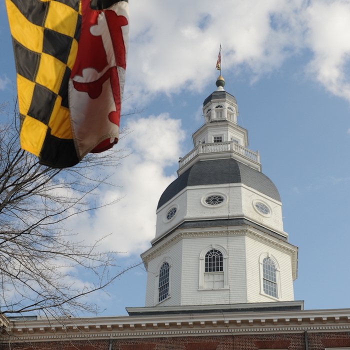 State House in Annapolis