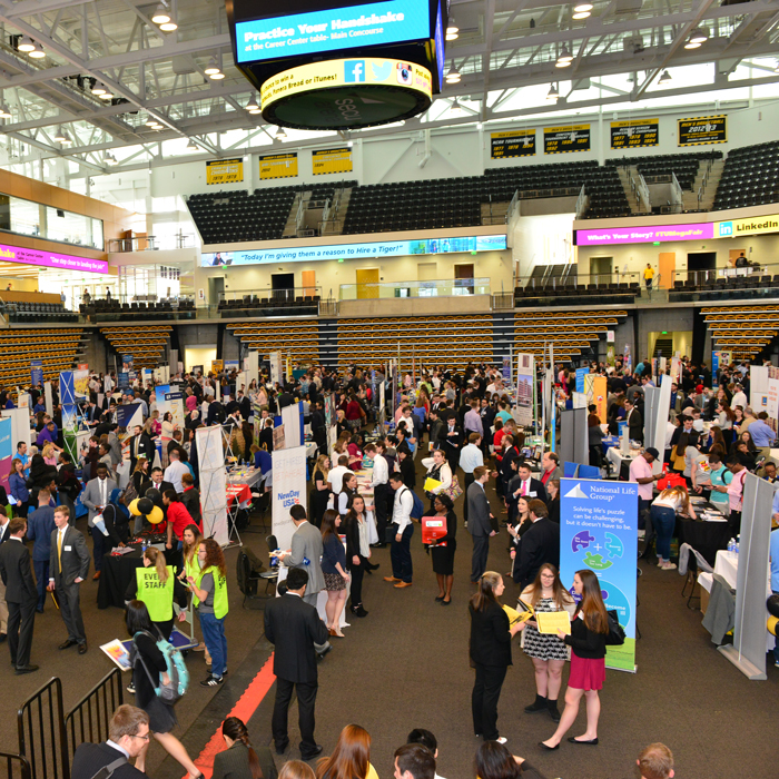 Towson University Mega Job Fair
