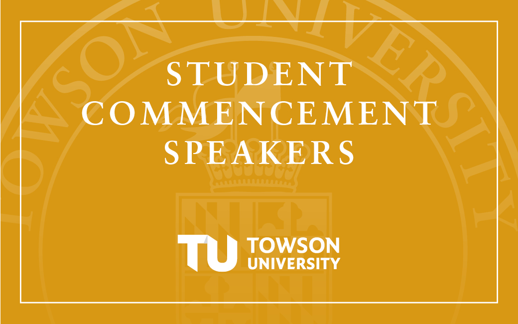 Spring Commencement Speakers