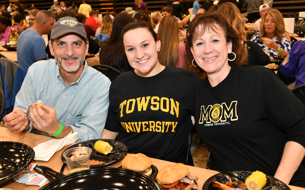 Towson University Family Weekend