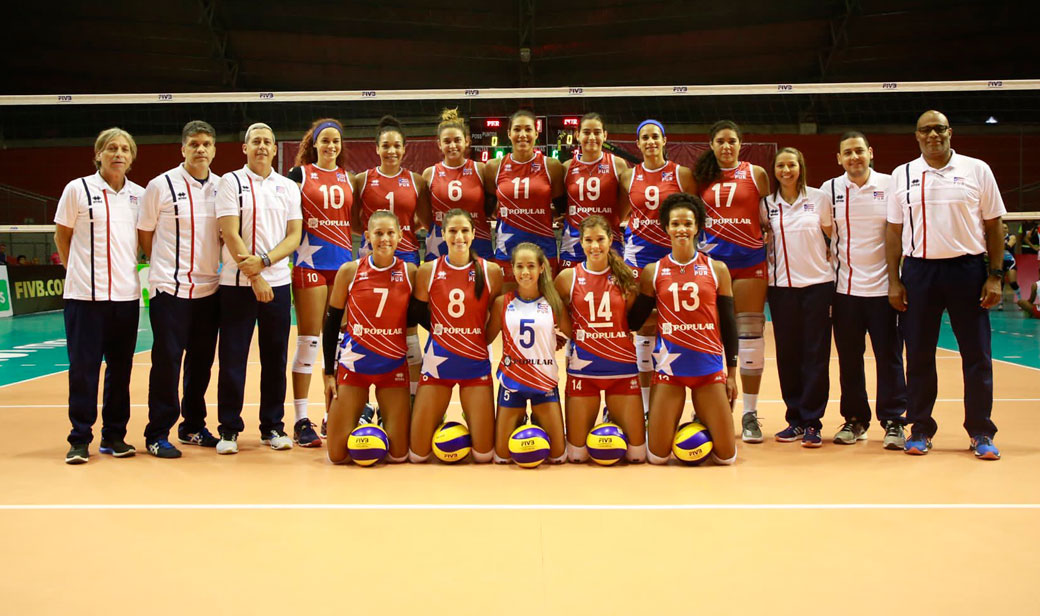 Puerto Rican National Team