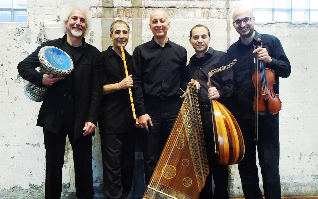 The Layaali Arabic Music Ensemble (via their Facebook)