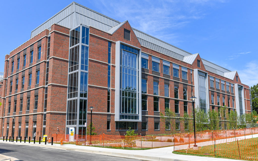 New Science complex