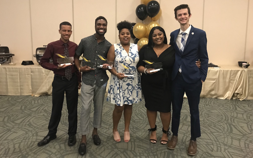 TU Student Leadership Awards