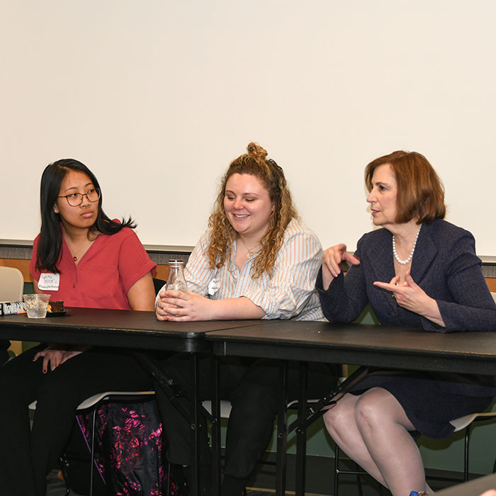 University broadens initiative to serve women at high school, collegiate and mid-career levels