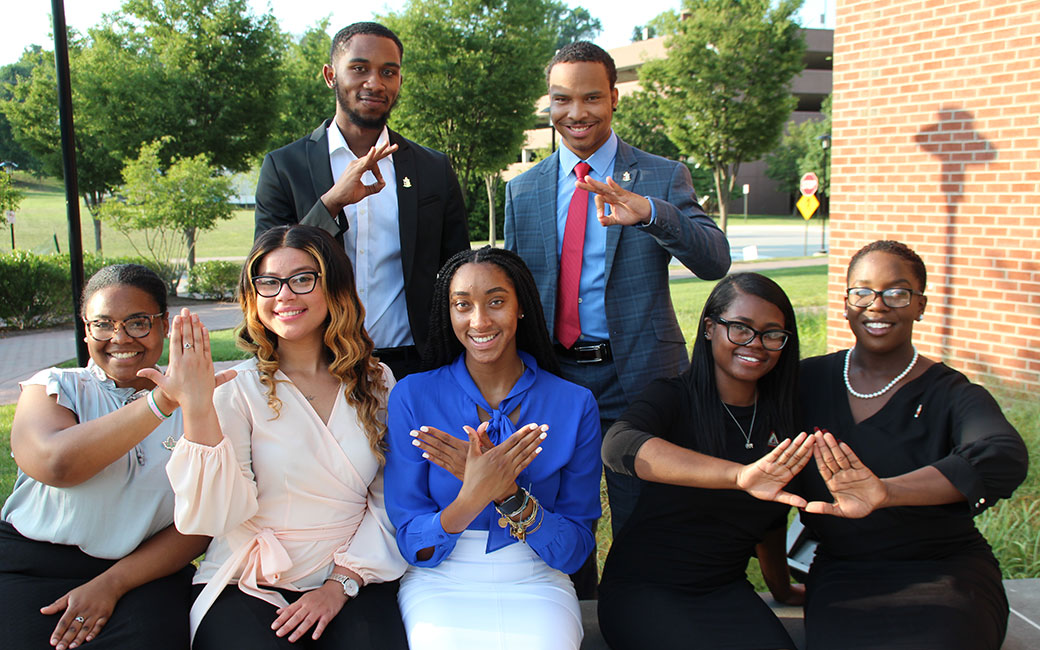 2019 National Pan-Hellenic Council (NPHC) Executive Board