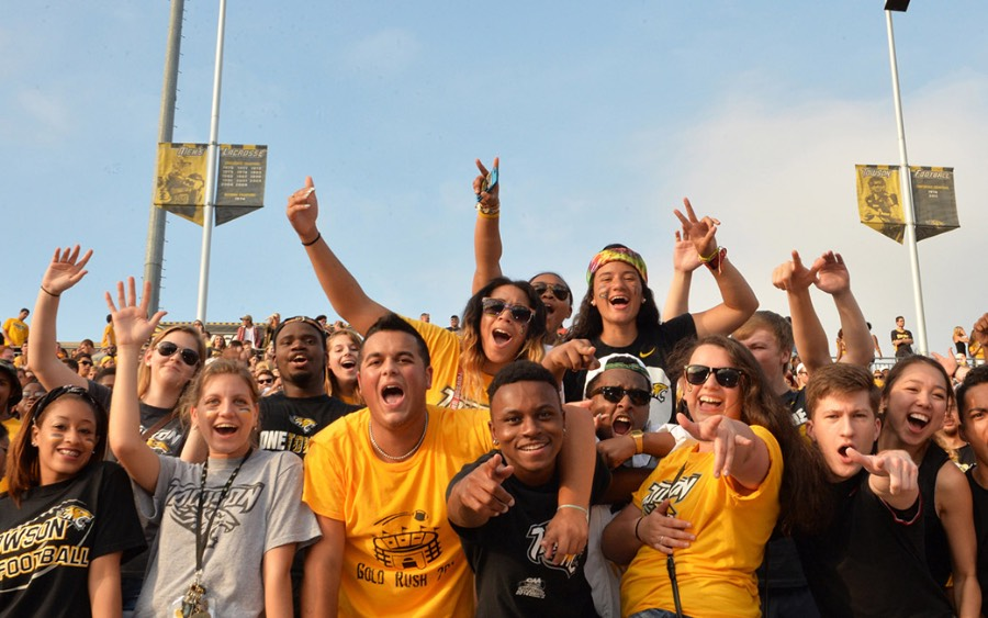 towson homecoming events