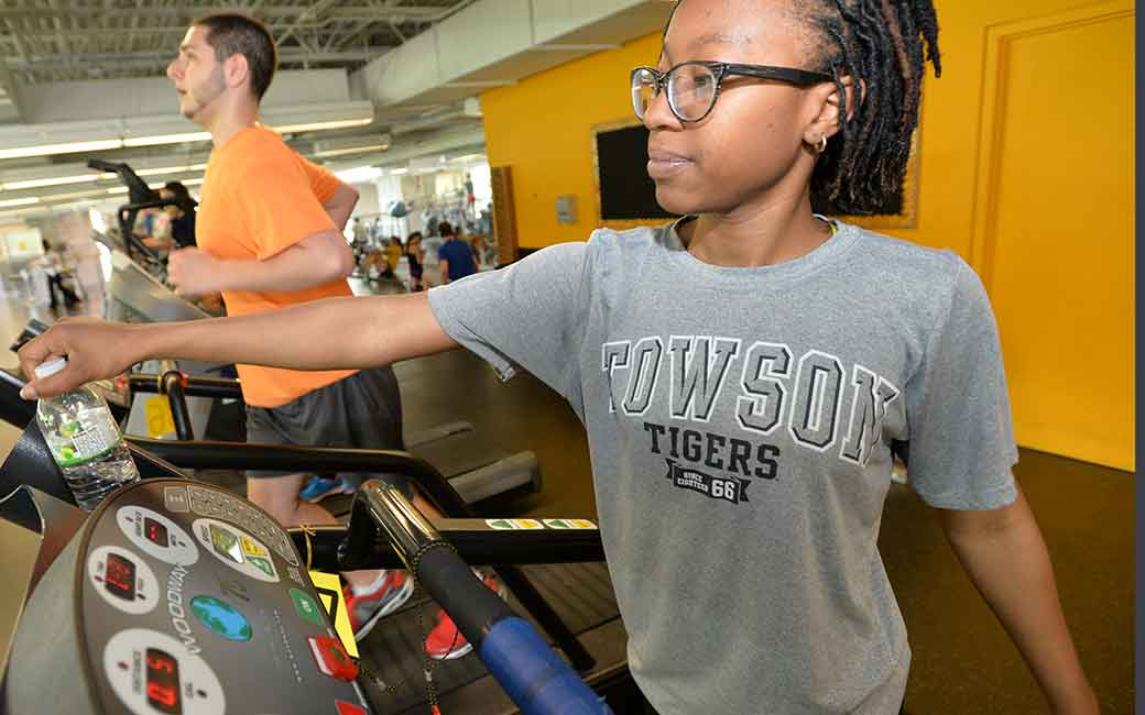 Towson Campus Rec Hours