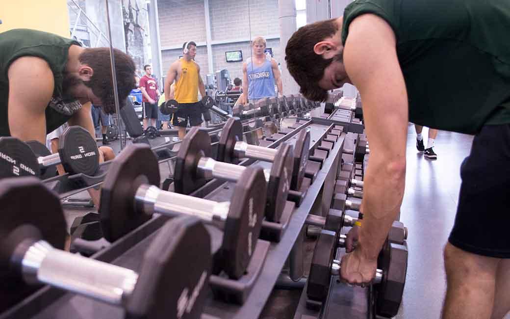 Towson university gym hours zen
