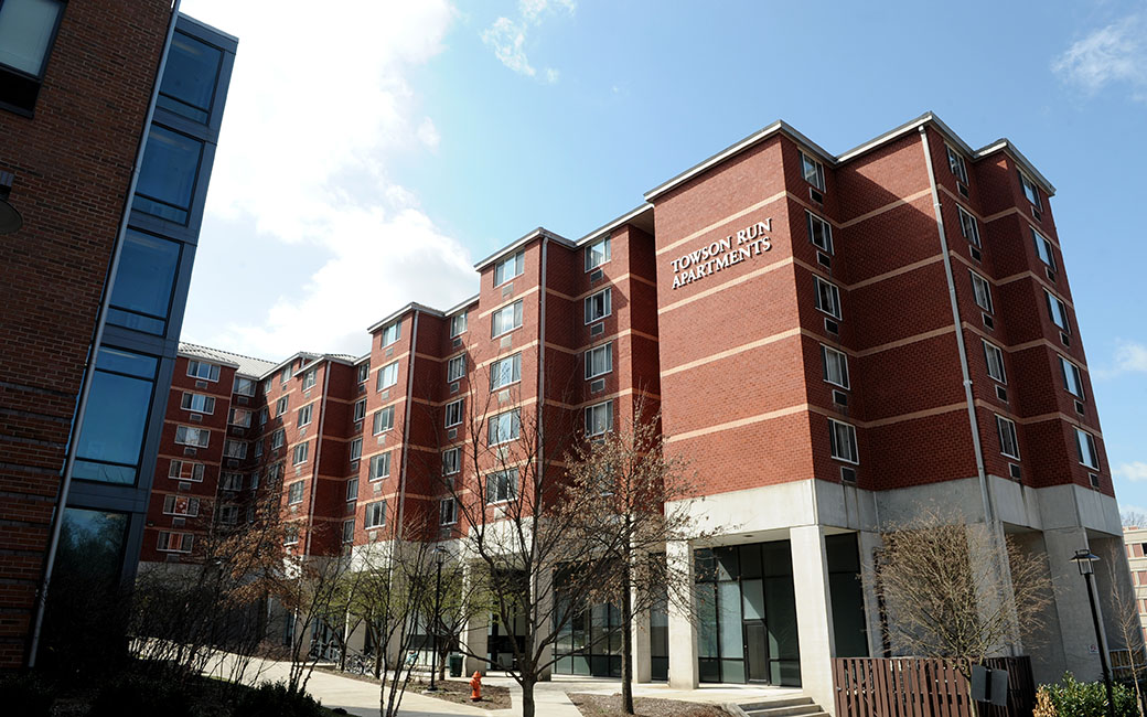 Towson Place Apartments Address