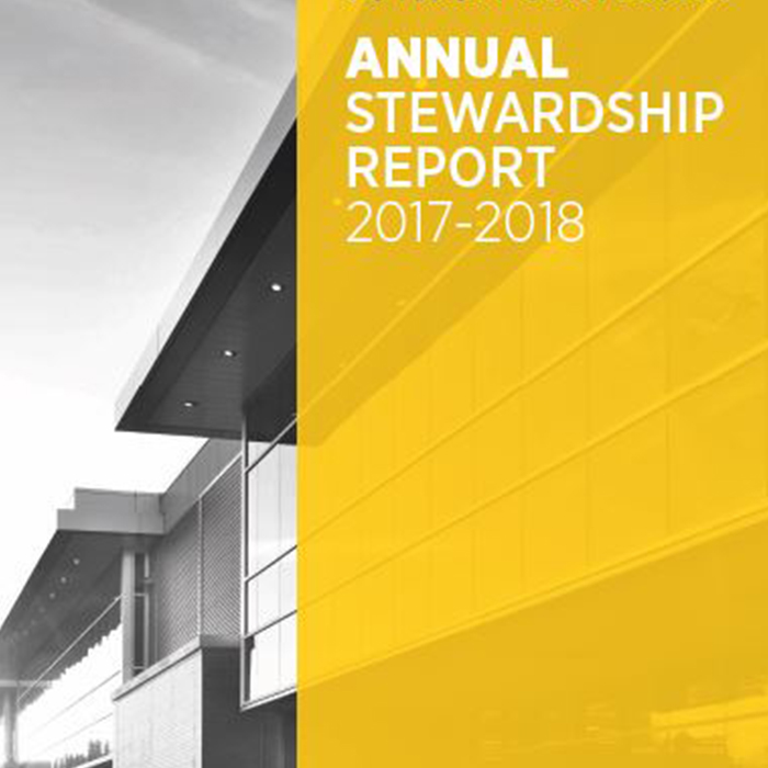 Annual Stewardship Report