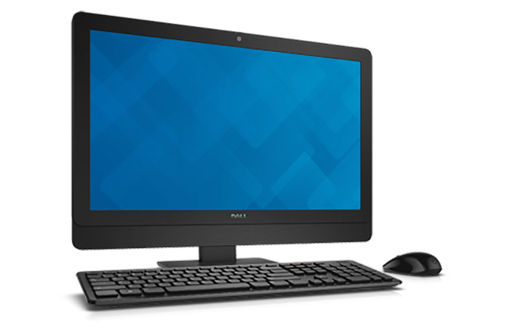 Windows Computers - Dell All-in-One Desktop Option