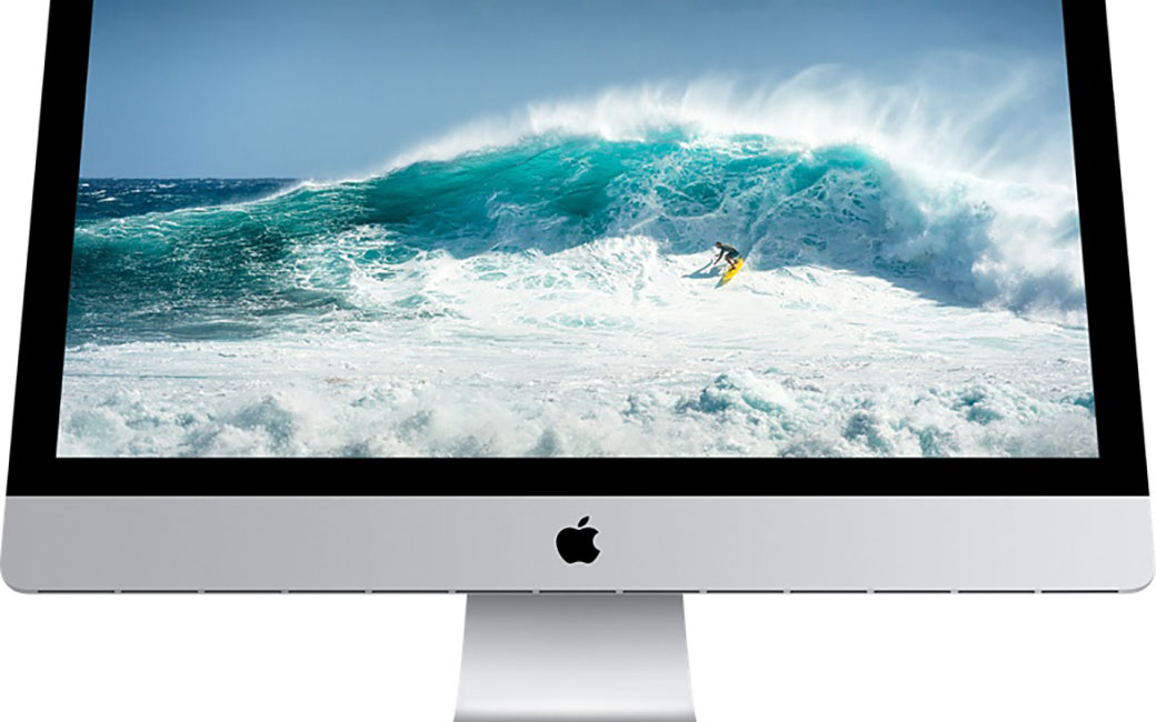 Apple Computers - Mac Desktop All-in-One Option