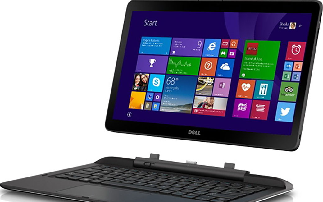 Windows Computers - Dell 2-in-1 Laptop Option