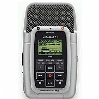 Front view of Zoom H2 Digital Audio Recorder